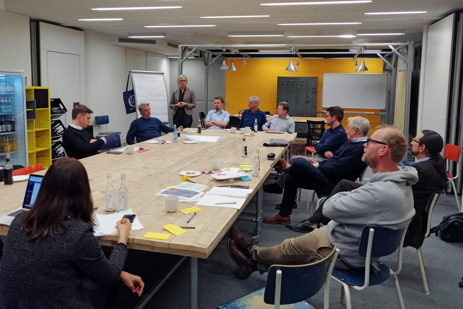 Die Hanse Digital wird von Experten als offene Innovation erarbeitet